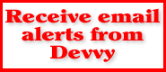 Devvy's e-mail alerts