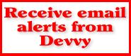 Devvy's e-mail alerts