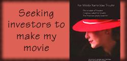 Help me make this movie!